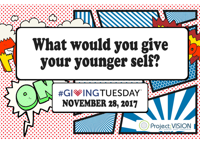 What Would you Give Your Younger Self?