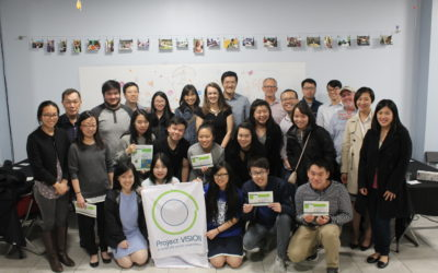 Project: VISION Spring Open House