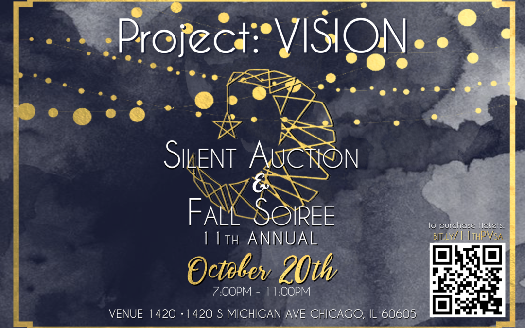 11th Annual Fall Soireé & Silent Auction
