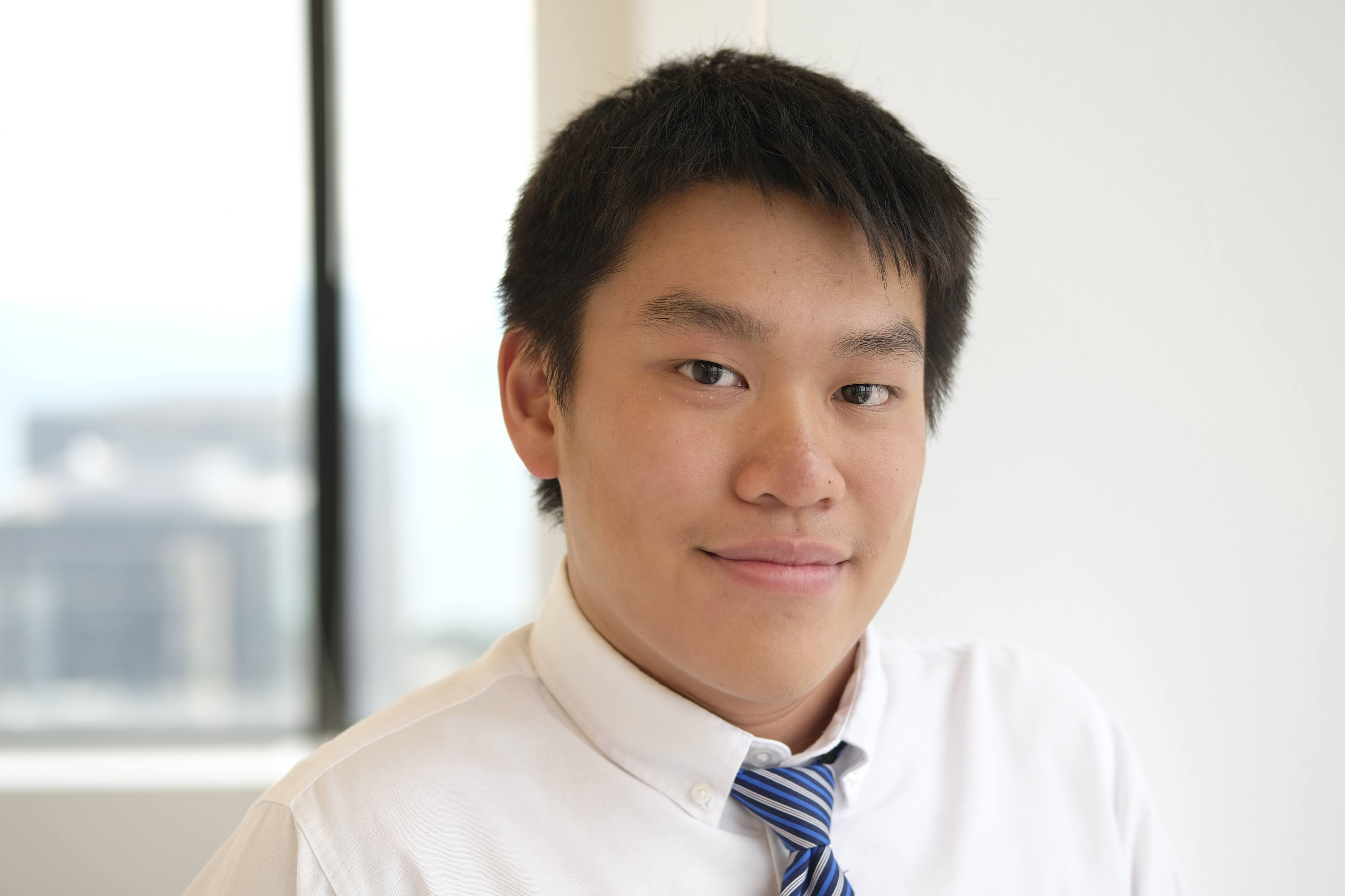 Hongjie Jiang selected for Special Scholarship