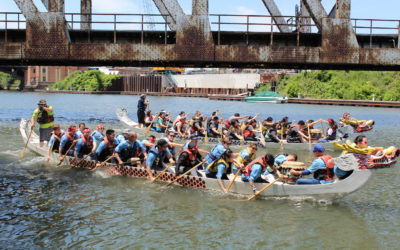 2019 Dragon Boat Race for Literacy