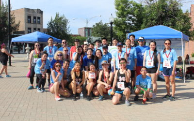 Team PV Races in the 2019 Chinatown 5K