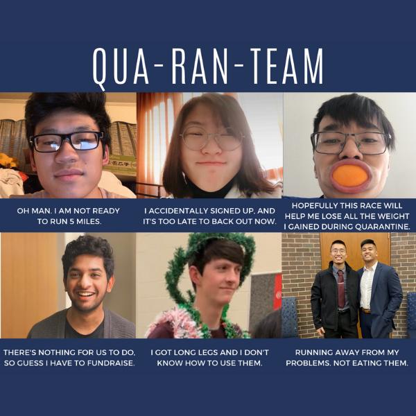 Qua-RAN-Team