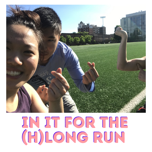 In it for the (H)long Run