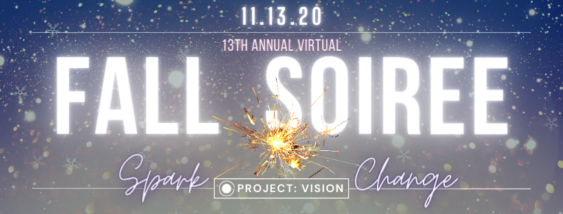 2020 Virtual Fall Soiree Sponsorship