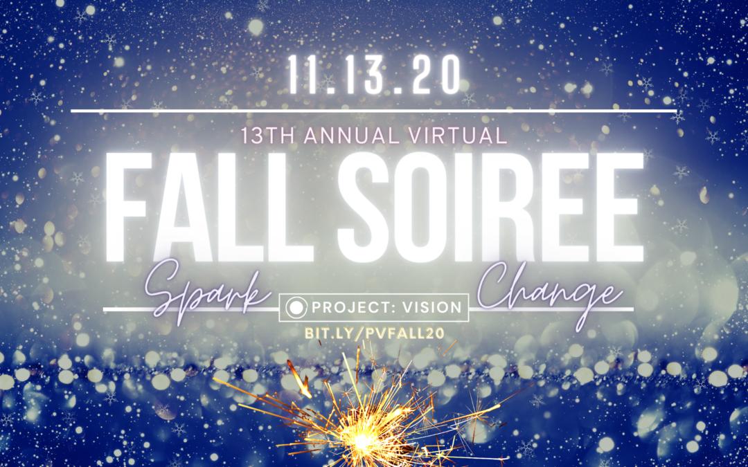 13th Annual Fall Soiree