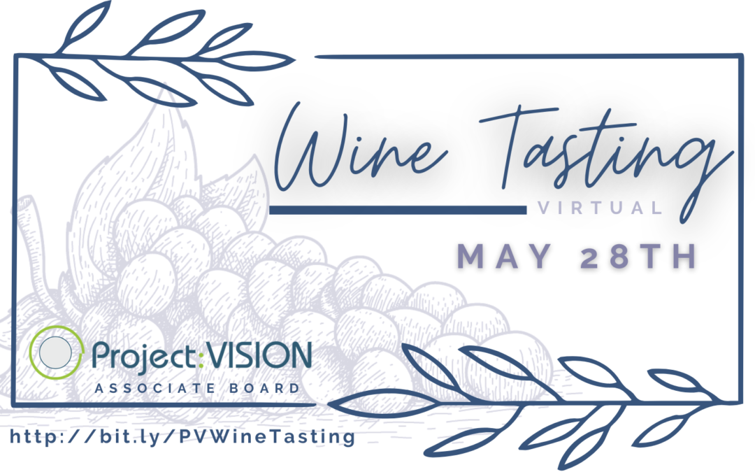 Event: Virtual Wine Tasting with PV Associate Board