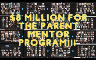 Parent Mentor Program Wins $8 Million in Funding
